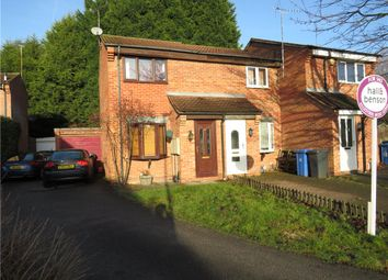 Thumbnail 2 bedroom semi-detached house for sale in Leman Street, Derby
