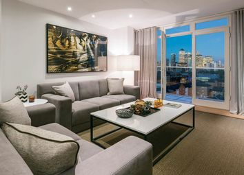 Thumbnail 2 bed flat for sale in Gullivers Walk, London