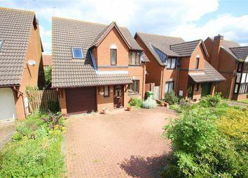 Thumbnail 4 bedroom detached house for sale in Eridge Green, Kents Hill, Milton Keynes, Bucks