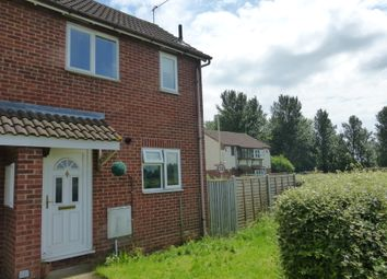 Thumbnail 1 bed end terrace house for sale in Meadvale Close, Longford, Gloucester