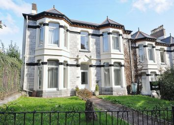 Thumbnail 8 bed end terrace house for sale in Tothill Avenue, Plymouth