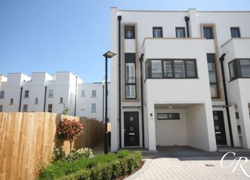 Thumbnail 3 bed end terrace house for sale in Prince Regent Mews, Cheltenham