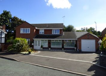 Thumbnail 4 bed property to rent in The Hollow, Uttoxeter