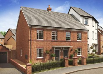 "Thumbnail 3 bed end terrace house for sale in ""Clotton"" at Nantwich Road, Tarporley"