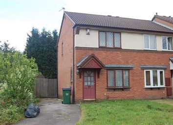 Thumbnail 2 bedroom semi-detached house to rent in Pimpernel Drive, Tamebridge, Walsall