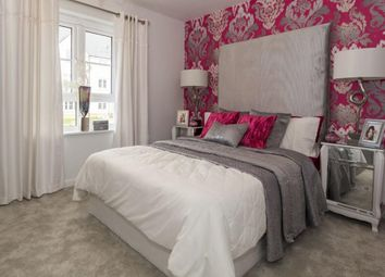 "Thumbnail 3 bedroom semi-detached house for sale in ""Brodie"" at Foxglove Grove, Cambuslang, Glasgow"