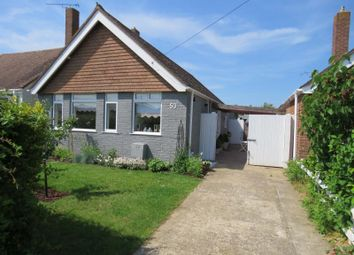 Thumbnail 2 bed detached bungalow for sale in Elm Close Estate, Hayling Island