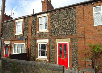 Thumbnail 3 bed terraced house to rent in Railway Row, Codnor Park, Ironville, Nottingham