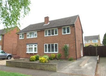 Thumbnail 3 bed semi-detached house for sale in Hamilton Road, Spondon, Derby