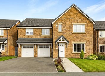 Thumbnail 6 bed detached house to rent in Clement Way, Willington, Crook