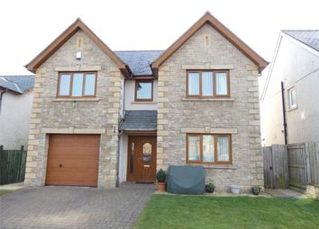Thumbnail 4 bed detached house for sale in Lodge Close, Great Clifton, Workington