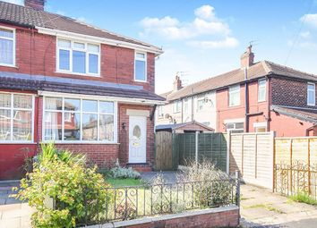 Thumbnail 2 bed terraced house to rent in Oldham Avenue, Stockport