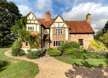 Thumbnail 5 bed detached house for sale in Smewins Road, White Waltham, Berkshire