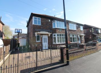 Thumbnail 3 bedroom property for sale in Mount Drive, Urmston, Manchester