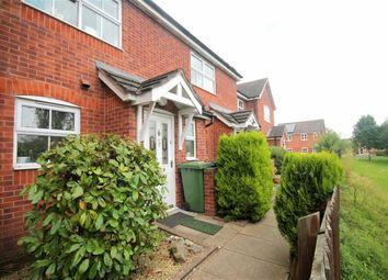 Thumbnail 2 bed terraced house for sale in Hallwood Drive, Ledbury