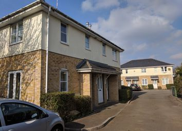 Thumbnail 1 bed flat to rent in St. Canna Close, Canton, Cardiff