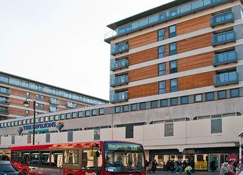 Thumbnail 1 bed flat to rent in High Street, Uxbridge