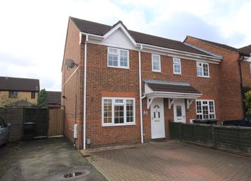 Thumbnail 3 bed end terrace house to rent in The Paddocks, Flitwick