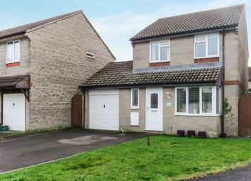 Thumbnail 3 bedroom detached house for sale in Hyatt Place, Shepton Mallet