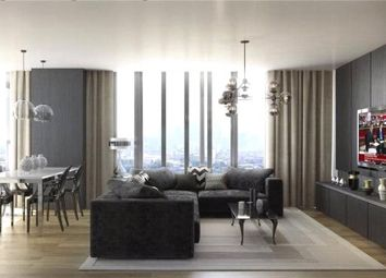 Thumbnail 1 bedroom flat for sale in Stratosphere, Broadway, Stratford, London