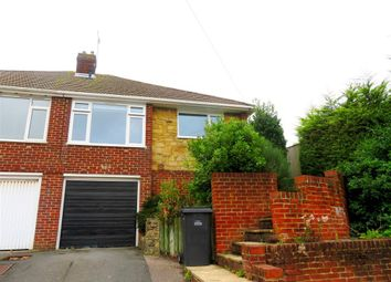 Thumbnail 2 bed bungalow to rent in Frederick Road, Hastings
