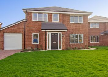 Thumbnail 4 bed detached house for sale in Private Gated Development. Burberry Close, Bognor Regis