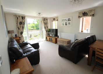 Thumbnail 2 bed flat for sale in Pipitsmead House, Fleet, Hampshire