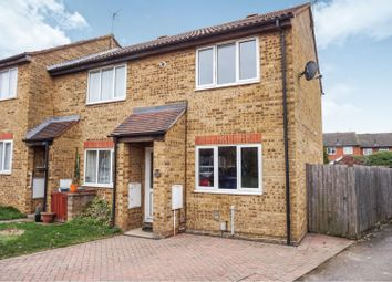 Thumbnail 2 bed end terrace house for sale in Manston Close, Bicester