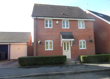 Thumbnail 3 bedroom detached house to rent in Excelsior Drive, Woodville, Swadlincote