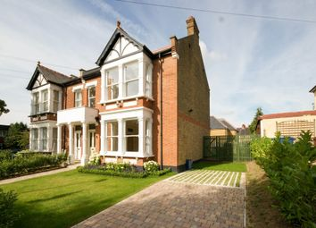 Thumbnail 4 bed semi-detached house for sale in Nower Hill, Pinner