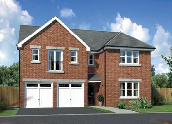 Thumbnail 5 bed detached house for sale in Upton Pines, Upton, Merseyside