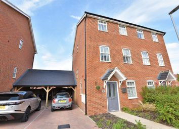 Thumbnail 4 bed property for sale in Park View, Ebbsfleet Valley, Swanscombe