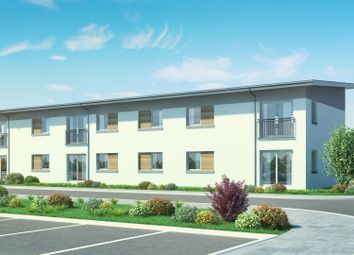 Thumbnail 2 bed flat for sale in G S Brown, Bishop View, Kinross