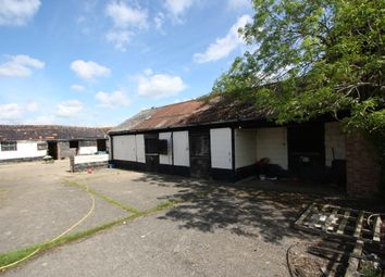 Thumbnail Light industrial for sale in Wethersfield Road, Sible Hedingham