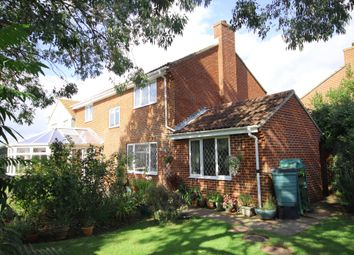 Thumbnail Detached house for sale in Swallow Drive, Milford On Sea