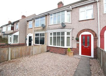 Thumbnail 3 bed terraced house to rent in Dartmouth Road, Coventry, West Midlands