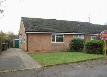 Thumbnail 3 bed semi-detached bungalow to rent in Westlea Road, Sywell, Northampton