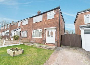 Thumbnail 3 bed detached house for sale in Lyndene Avenue, Worsley, Manchester