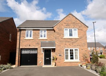 Thumbnail 4 bed detached house for sale in Swan Way, Sowerby, Thirsk