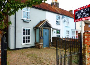 Thumbnail 2 bed cottage to rent in Oving Road, Chichester