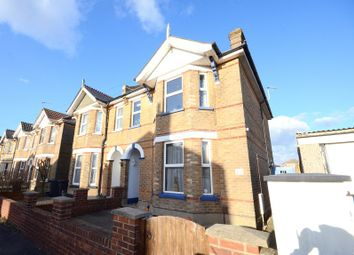 Thumbnail 2 bed flat for sale in Harrison Avenue, Boscombe, Bournemouth