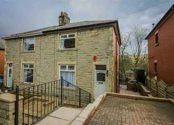 Thumbnail 2 bed semi-detached house for sale in Rockcliffe Avenue, Bacup, Lancashire