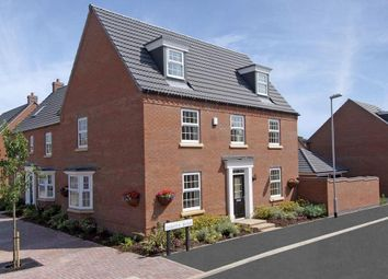 """Hertford"" at Carters Lane, Kiln Farm, Milton Keynes MK11. 4 bed detached house for sale"