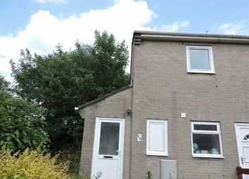 Thumbnail 1 bed flat for sale in Heol Gwili, Llansamlet, Swansea