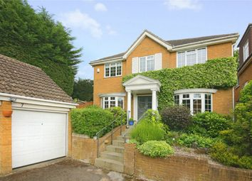 Thumbnail 5 bed detached house for sale in Hadley Close, Elstree, Borehamwood, Hertfordshire