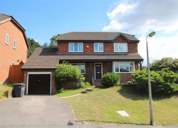 Thumbnail 4 bed detached house to rent in Griggs Way, Borough Green, Sevenoaks