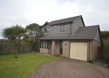 Thumbnail 3 bed detached house for sale in Agar Crescent, Illogan