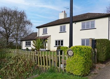 Thumbnail 4 bed cottage for sale in Bury End, Nuthampstead