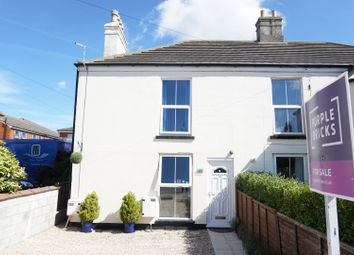 Thumbnail 2 bed semi-detached house for sale in Trusthorpe Road, Sutton - On - Sea