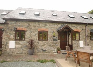 Thumbnail 2 bed barn conversion to rent in Pontfadog, Llangollen